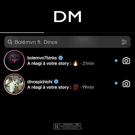 Cover single Bolemvn ft. Dinos