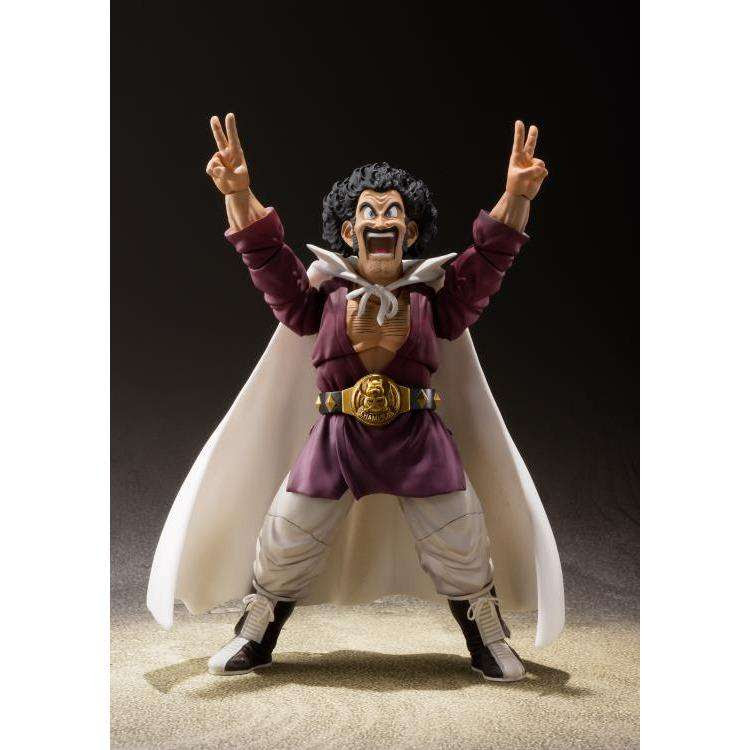 Image of Dragon Ball Z S.H.Figuarts Mr. Satan