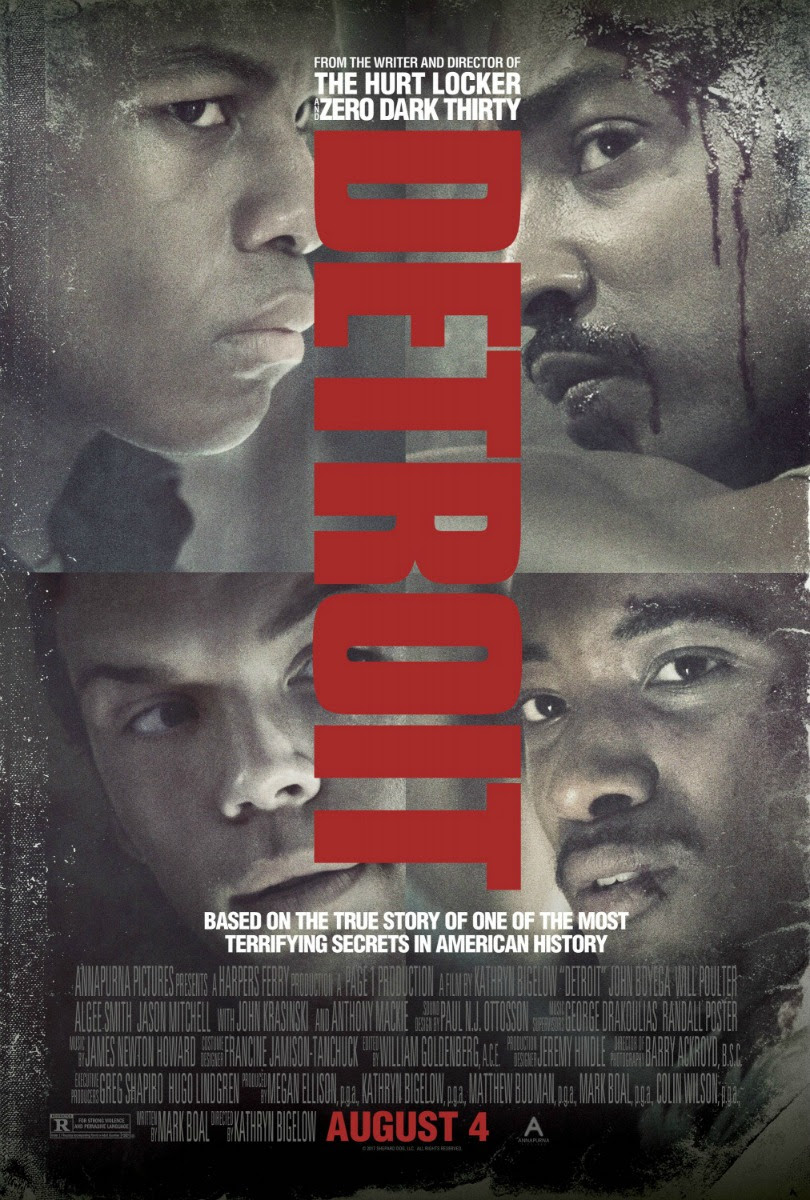 Film Review — Detroit