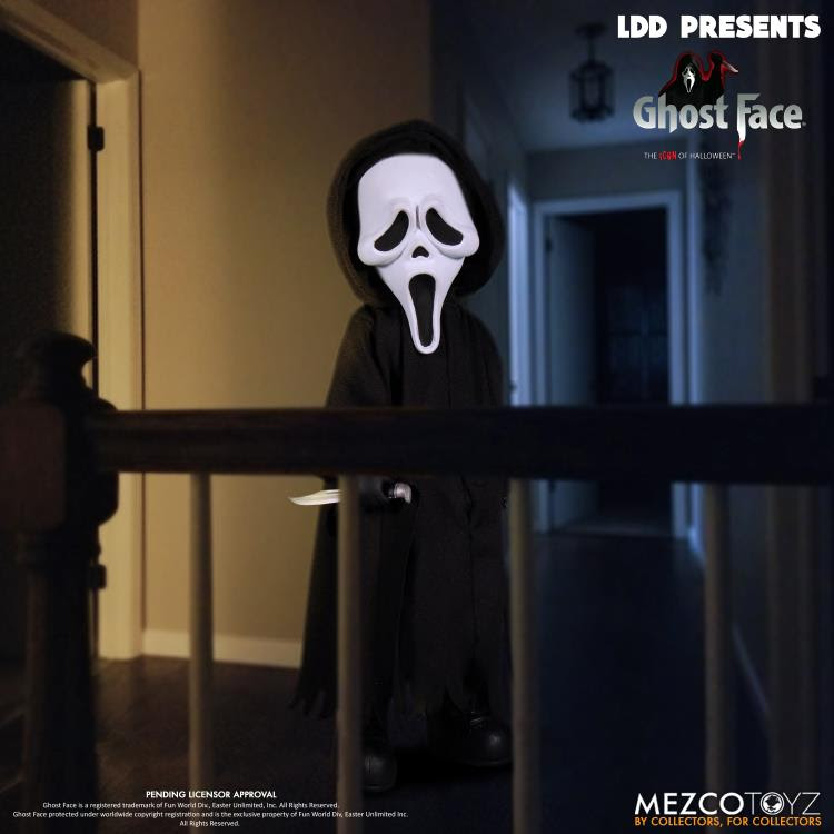 Image of Living Dead Dolls Presents: Scream Ghostface - JULY 2020