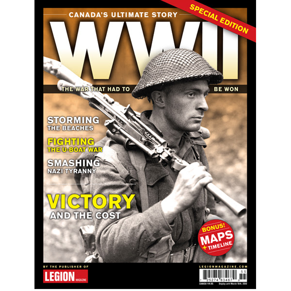 WW II: The war  that had to be won