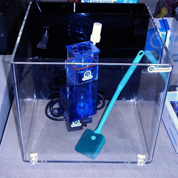 aqua excel 12 16 gal acrylic tank