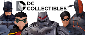 NEW DC DIRECT RELEASES