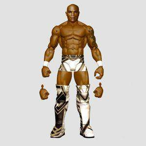 Image of WWE Wrestling Elite Series 63 - Shelton Benjamin Action Figure
