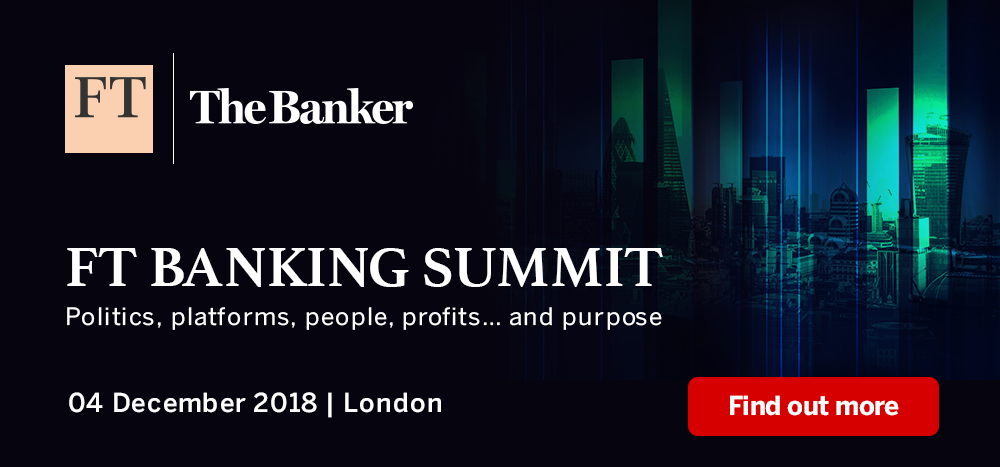 FT Banking Summit