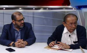 Óscar Castilla y Edmundo Cruz / Foto: Ideeleradio