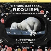 CDA68252 - Cardoso: Requiem, Lamentations, Magnificat & motets