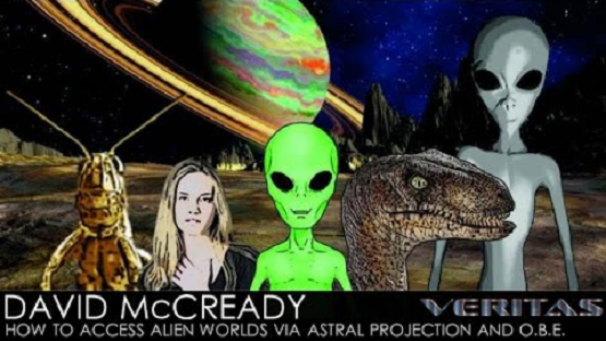 Astral Projection: How to Access Alien Worlds and O.B.E. (Video)