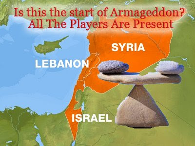 Israel Goes Ballistic! WW3 Scheme Exposed! Contrived Armageddon Averted!