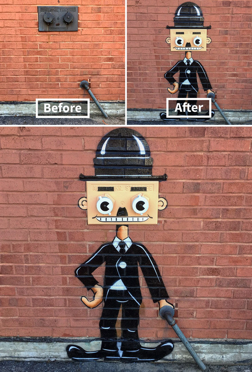 Street-Art-Tom-Bob-New-York-City