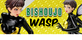 MARVEL BISHOUJO 1/7 SCALE WASP STATUE