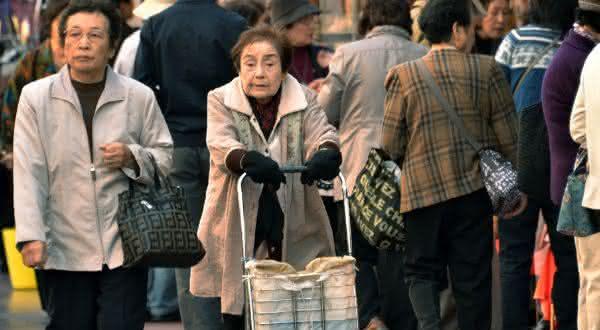 japao entre os paises com maior populacao feminina