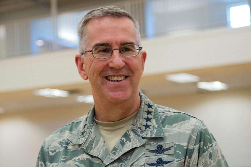 Vice Chairman, Joint Chiefs of Staff