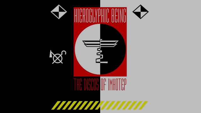 Hieroglyphic Being - 'The Disco's Of Imhotep'