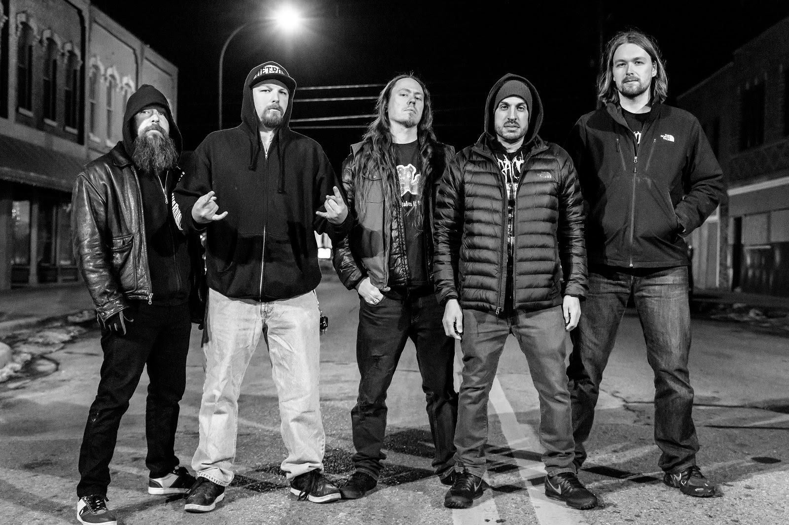 Detroit's Dark Music Machine Hate Unbound To Release Album In February