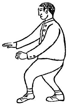 """""""岳 氏 八 翻手"""" 王 新 午 (1930) - disegno 11"""