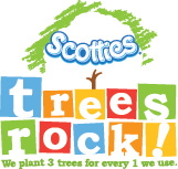 Scotties - Trees Rock