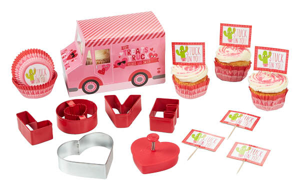 Clearance Select Valentine's Day Baking & Decorating Supplies