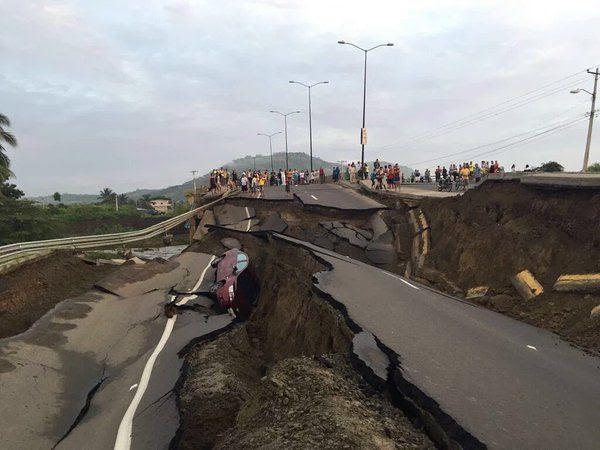 Equador Earthquakes -8