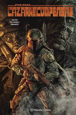 Star Wars: Cazarrecompensas (Cartoné 128 pp) #1