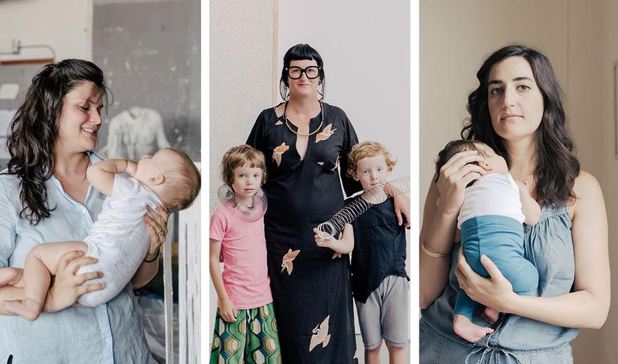 Você pode ser mãe e ainda ser um artista de sucesso