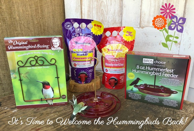 Hummingbird Supplies