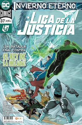 Liga de la Justicia. Nuevo Universo DC / Renacimiento (Grapa) #115/37
