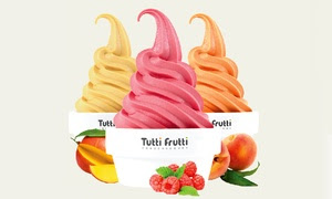 Up to 40% Off Frozen Yogurt at Tutti Frutti