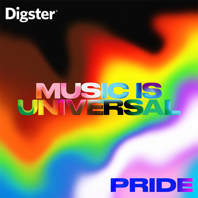 Music is Universal: PRIDE