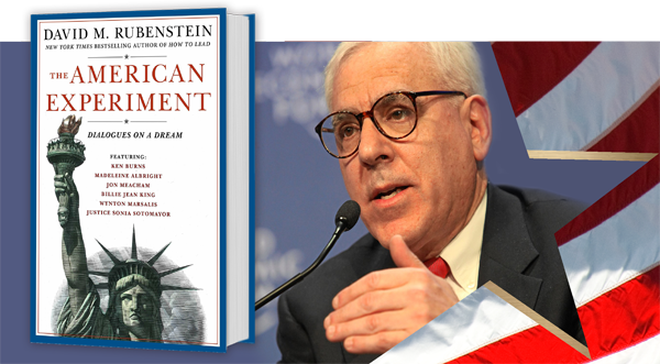 Online at the Reagan Library with David Rubenstein