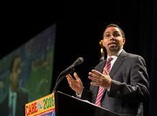 Secretary John King at CABE