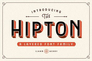 The HIPTON - 50% OFF