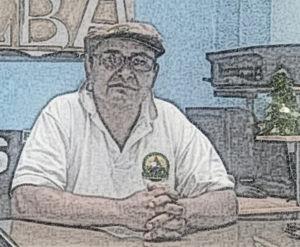 Ruy Díaz, directivo del Colegio de Profesores de Educación Media de Honduras (COPEMH)