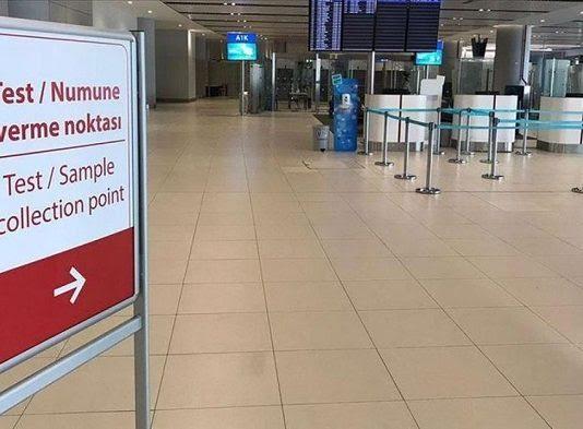 """""""Türkiye'ye giriste PCR testi zorunlulugu 15 Nisan'a çekiliyor"""""""