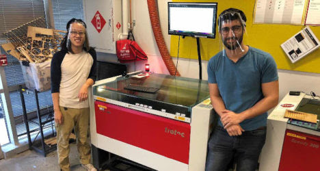 Universities developing DIY medical devices, PPE to combat coronavirus spread
