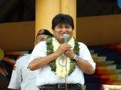 En octubre de 2019 Bolivia celebrará elecciones generales para las cuales Evo Morales se postuló como presidente.