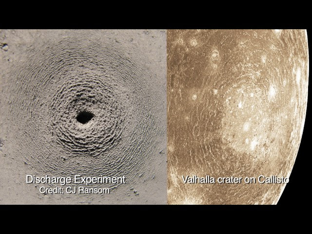 New Lunar Craters Mystery  Sddefault