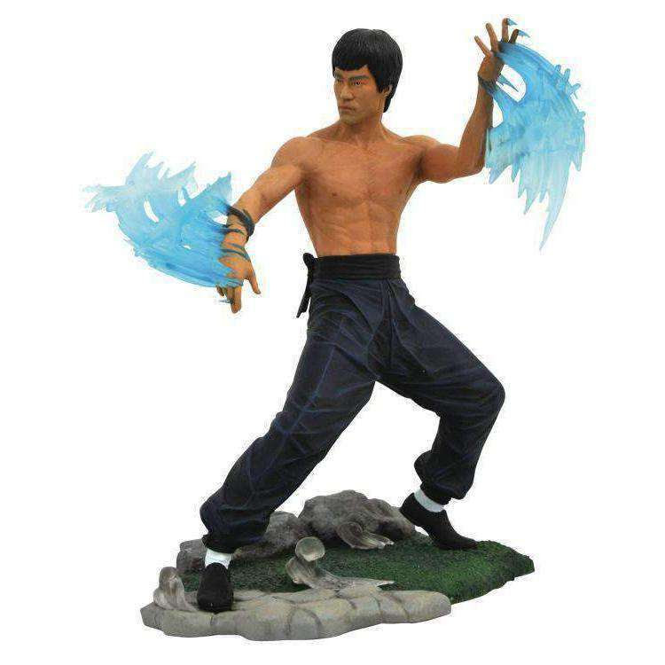 Image of Bruce Lee Gallery Water Figure - APRIL 2019