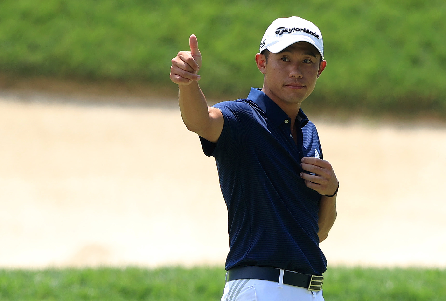 Collin Morikawa on the key equipment change that led to victory at Muirfield Village | Golf World | Golf Digest