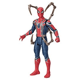 "Image of Avengers: Endgame 6"" Action Figure Wave 2 - Iron Spider"