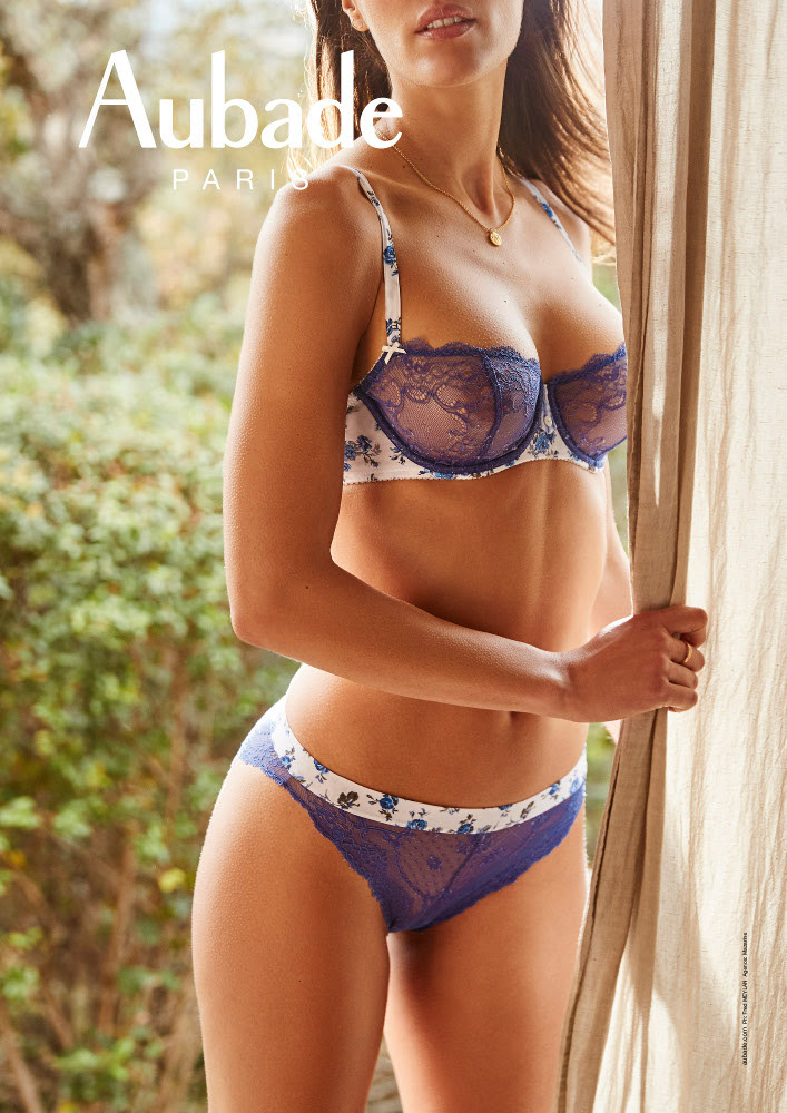 Aubade Illustre Inconnue at Elouise Lingerie
