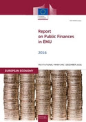 Public Finances in EMU 2016. European Economy. Institutional Paper
