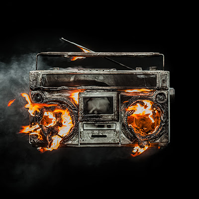 Revolution Radio Album Art