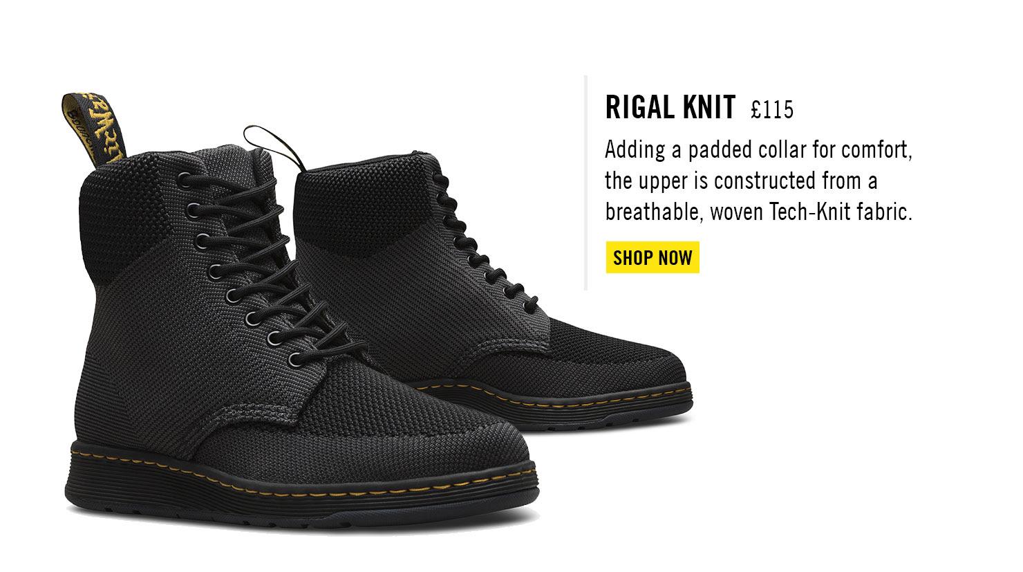 Rigal Knit, £115