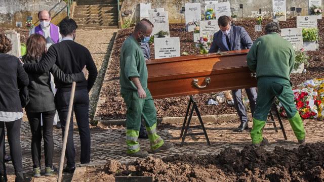 Brasil registra 3.120 mortes por Covid em 24 h e passa de 395 mil óbitos pela doença