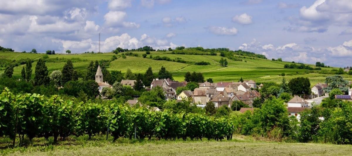 Le village de Bissey-sous-Cruchaud accueille un parc photovoltaïque co-financé par Énergie Partagée