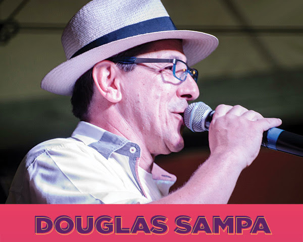 DOUGLAS SAMPA E ENCANDEIA SAMBA