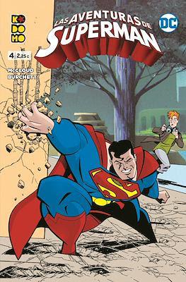 Las aventuras de Superman (Grapa) #4