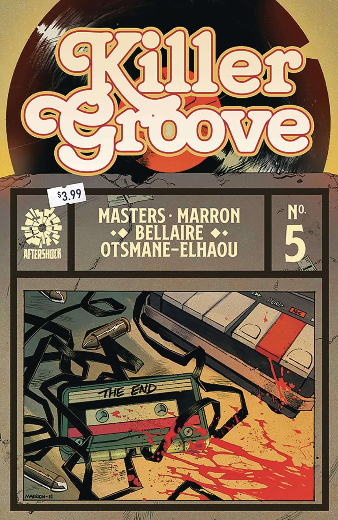 Killer Groove 5