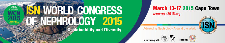 ISN World Congress of Nephrology 2015